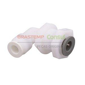 Conector Cotovelo 1/2 Para 1/4 Para Purificador - W10231322