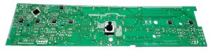 Placa de interface lavadora Brastemp original W10640425