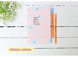 Agenda Meus Planos Para A Semana