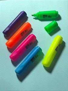 Marca Texto Mini Triangular Neon Fever JOCAR
