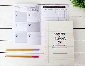 Caderno de Estudos