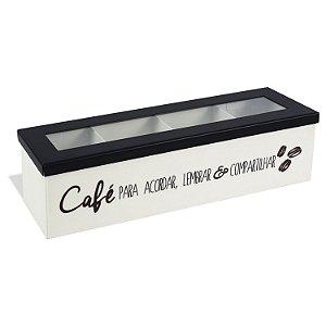 Caixa para Cápsulas de Café