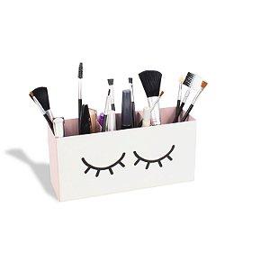 Organizador para Maquiagem Cílios