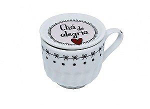 Xícara Chá da Alegria