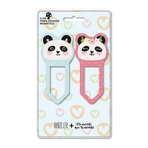 Clips Magnético Panda
