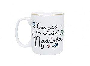 Caneca Da Madrinha