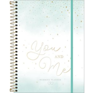 Planner Espiral Wedding Permanente TILIBRA