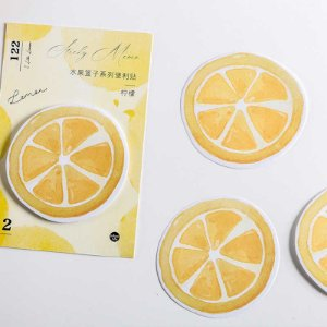 Sticky Notes Lemon