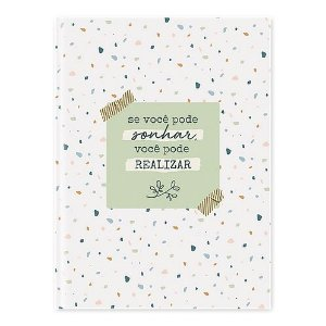 Caderno Flexível Se Você Pode - Pautado
