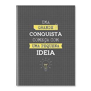 Caderneta Dueto Grande Conquista