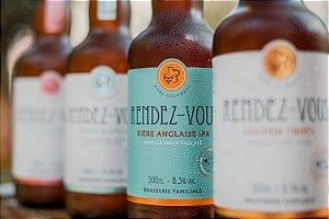 Mix de Cervejas Rendez-Vous - Caixa com 6 unidades