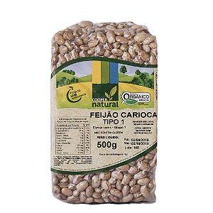 Feijão Carioca Orgânico  - Sem glúten