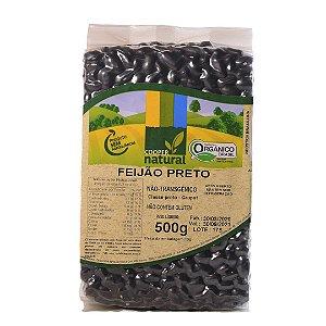 Feijão Preto Orgânico - Sem glúten
