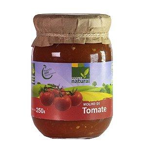 Molho de Tomate Orgânico