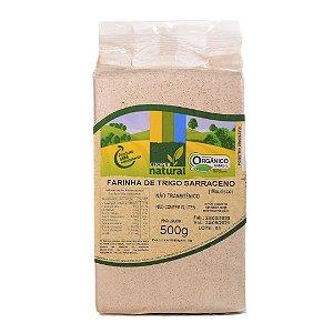 Farinha de Trigo Sarraceno (Mourisco) 500g - Sem glúten