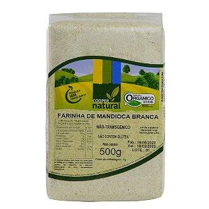 Farinha de Mandioca Branca 500g - Sem glúten