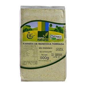 Farinha de Mandioca Torrada 500g - Sem glúten