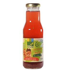 Suco de Uva Rosé 300ml (Extração a frio - Tecnologia Alemã)