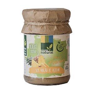 Geleia de Abacaxi 180g - Sem adição de açúcar