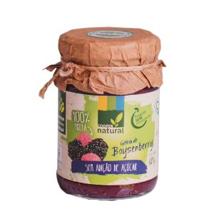 Geleia de Boysenberry 180g - Sem adição de açúcar