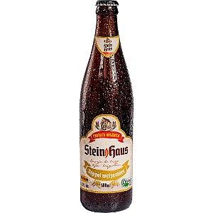 Cerveja SteinHaus Doppel Weizen 500ml