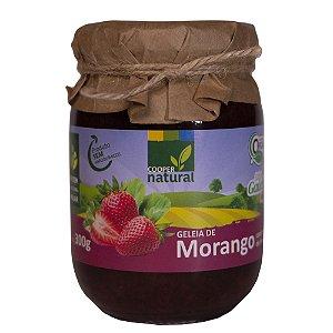 Geleia de Morango com pedaços de fruta 300g