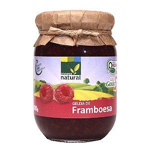 Geleia de Framboesa com pedaços de fruta 300g