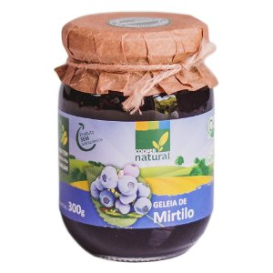 Geleia de Mirtilo 300g (Blueberry)