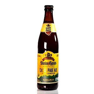 Cerveja SteinHaus Cacau Pale Ale 500ml - Parceria Chocolate AMMA da Bahia.