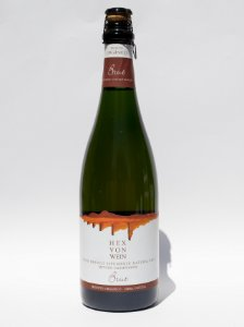Espumante Champenoise orgânico Brut 750ml