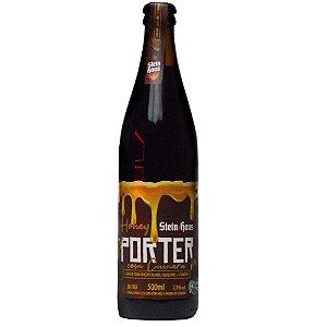 Cerveja Honey Porter com Cumaru 500ml