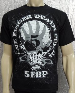 Five Finger Death Punch - Modelo 01