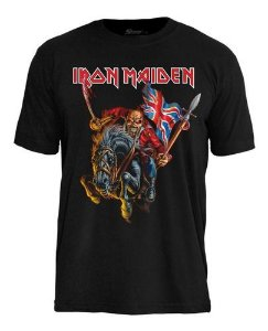 Iron Maiden - Trooper Cavalo