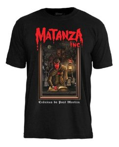 Matanza Inc - Cronicas Do Post Mortem