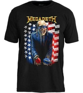 Megadeth - United Vic Itin