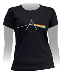 Pink Floyd - Dark Side Of The Moon Feminina