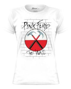 Pink Floyd - The Wall Feminina 01
