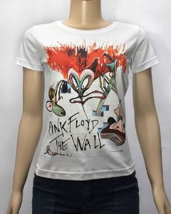 Pink Floyd - The Wall Feminina