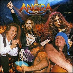 Angra - Holy Live