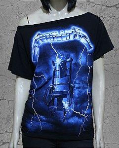 Metallica - Ride the Lightning Feminina