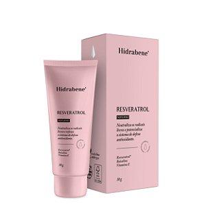 Hidrabene Resveratrol 30g Antioxidante Uso Noturno
