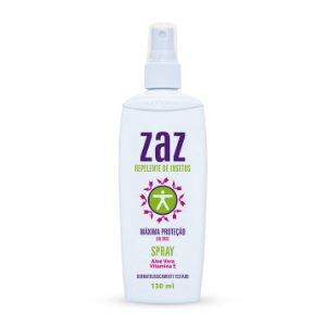 ZAZ Repelente De Insetos Spray 130ml