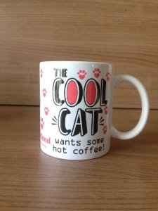 Caneca The Cool Cat