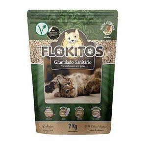 Granulado Sanitário - Flokitos