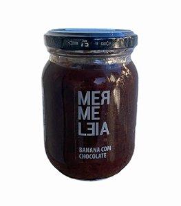 GELEIA BANANA COM CHOCOLATE 250G