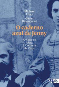 O CADERNO AZUL DE JENNY - LÖWY, MICHAEL