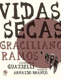 VIDAS SECAS (GRAPHIC NOVEL) - RAMOS, GRACILIANO