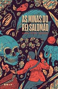 AS MINAS DO REI SALOMÃO - HAGGARD, HENRY RIDER