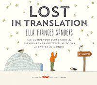 LOST IN TRANSLATION - SANDERS, ELLA FRANCES