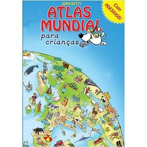 ATLAS MUNDIAL PARA CRIANÇAS -